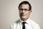 John Kensington, KPMG head of financial services.