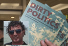 Jason Ede featured in Nicky Hager's book - Dirty Politics.