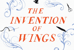 The Invention of Wings by Sue Monk Kidd.