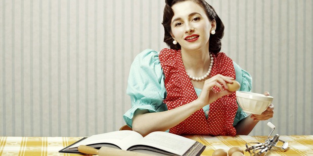 An act of kindness need not feel like a throwback to 1950s style domestic servitude. Photo / Thinkstock