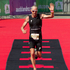 Bevan Docherty finishes fourth in the men's section of the Ironman 70.3 Auckland. Photo / Richard Robinson