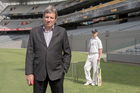 Martin Snedden former international cricketer, now CEO of the Tourism Industry Association. Photo / APN