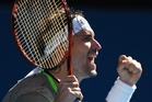 Spaniard David Ferrer is a two-time Australian Open semifinalist. Photo / AP