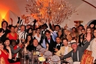 Kim Dotcom chose The Great Gatsby as inspiration for his 40th birthday party this week.