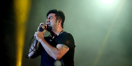 Chino Moreno of The Deftones. Photo / Getty Images
