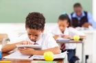 Globally, more and more pupils are using mobile devices. Photo / Thinkstock