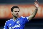 Manchester United paid a club record £37 million for Chelsea's Juan Mata. Photo / AP
