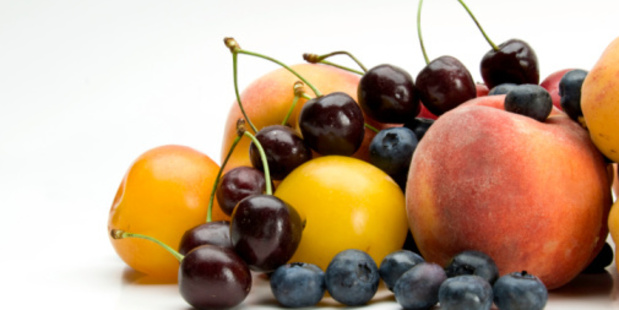 There is such a wide variety of summer fruit available. Photo/Thinkstock