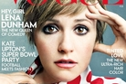 Several pictures of Lena Dunham, including the cover shot, were photoshopped.
