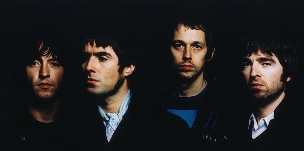 Noel Gallagher, right, isn't a fan of Oasis' attempts at making music videos.