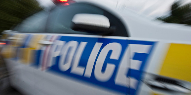 Thanks to a shopkeeper Police have arrested three suspected burglars.