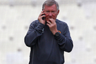 A Manchester United fan rang 999 and demanded to speak to Sir Alex Ferguson. Photo / Getty Images.