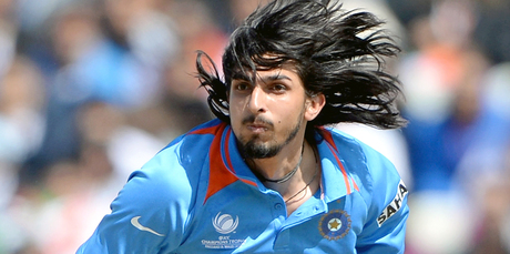 Ishant Sharma signed with Kolkata Knight Riders for US$950k in 2008. Photo / Getty