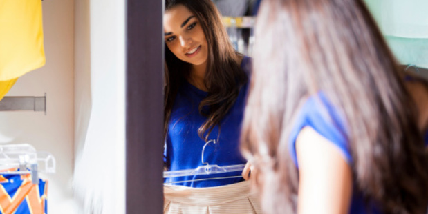 When you're looking good you feel more confident about yourself. Photo / Thinkstock