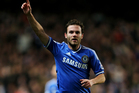 Juan Mata of Chelsea. Photo / Getty Images.