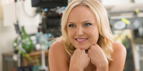 Malin Akerman stars in 'Trophy Wife'.