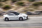 Jaguar F Type Coupe was designed by Ian Callum. Photo / Supplied