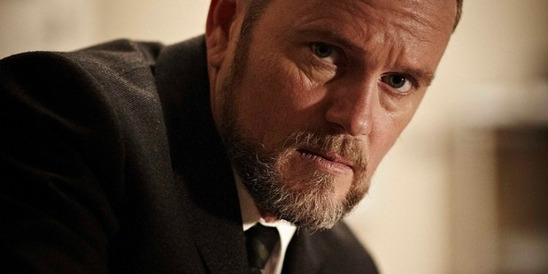 Craig McLachlan as Dr Lucien Blake in 'The Doctor Blake Mysteries'.
