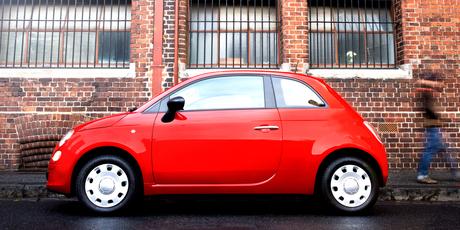 The Fiat 500 Pop
