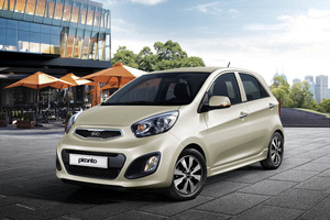 The Kia Picanto five door is a star in the under $20,000 new car category.