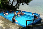 Manupirua Springs Hot Pools. Photo/SUPPLIED
