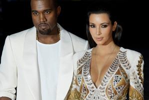 Kim Kardashian once said that Spanx were her best friend. Photo / AP