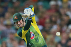 Australia's captain Michael Clarke. Photo / AP