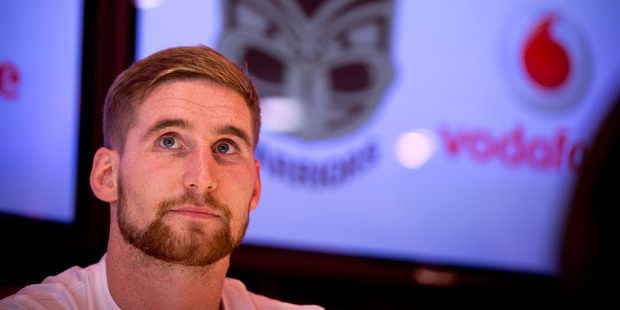 Sam Tomkins is expected to be a hit playing for the Warriors in the Auckland Nines / Dean Purcell