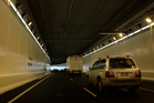 Victoria Park Tunnel in central Auckland. Photo / NZ Herald