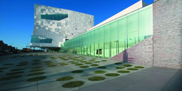 The Walker Art Centre boasts works by Warhol and Rothko.