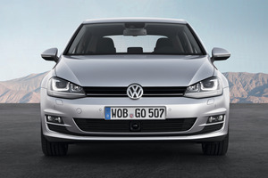 VW Golf generation 7. Photo / Supplied
