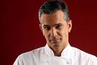 Celebrity chef, MasterChef judge and golfer Josh Emett.