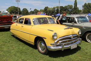 The Lions New Lynn classic car show and swap meet is always a hit.
