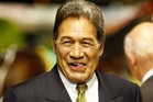 New Zealand First leader Winton Peters. Photo / NZPA