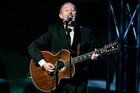 Dave Dobbyn credits his listeners for the iconic status of his songs. Photo / NZPA