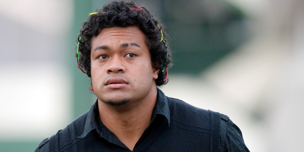 Sione Lauaki is to appear in court again today.  Photo / NZPA