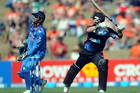 The Indian cricket team's attitude in Napier last week was appalling.