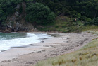 Pataua South beach also known as Frogtown. Photo / APN