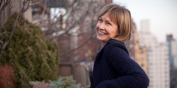 Author Mireille Guiliano. Photo / Tim Knox