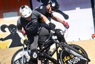 Bike polo makes a return to this year's Rotorua Bike Festival, which has events for all ages and bike types. Photo/File