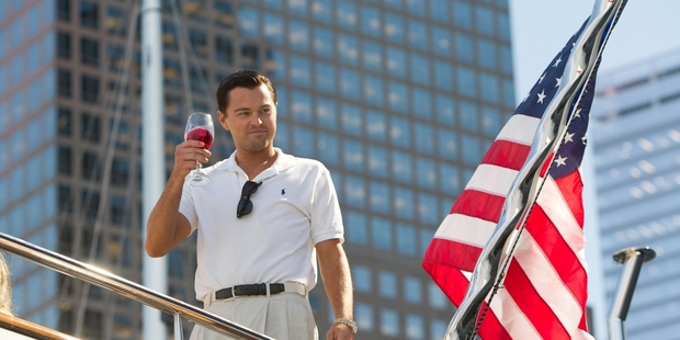 Leonardo DiCaprio was awarded a Golden Globe and has an Oscar nomination for his Wolf of Wall Street role.