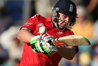 James Tredwell wants to push back against the Aussies. Photo / AP