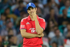 Alastair Cook. Photo / Getty