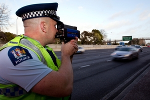 The lowering of the speed tolerance limit is seen by some as revenue gathering. Photo / Sarah Ivey