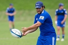 Piri Weepu has had minor knee surgery. Photo / Greg Bowker