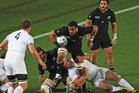 Jerome Kaino last played for the All Blacks in the 2011 Rugby World Cup final. Photo / Getty Images