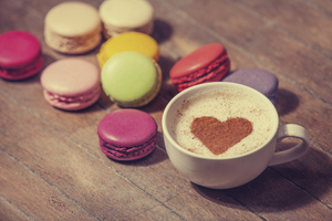 There is a strong association between food and love. Photo / Thinkstock