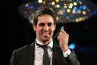 Mitchell Johnson was named Australia's best cricketer of the year. Photo / Getty Images
