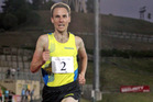 Nick Willis ran the 60th sub 4 minute mile in Wanganui. Photo / Wairarapa Times-Age