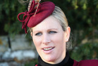 Zara Phillips has given birth to a baby girl. Photo / Getty Images